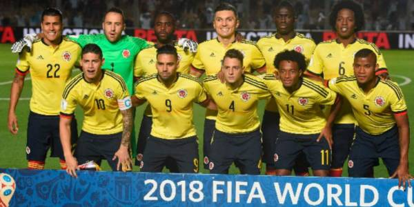 Bet Colombia to Win the 2018 FIFA World Cup Online