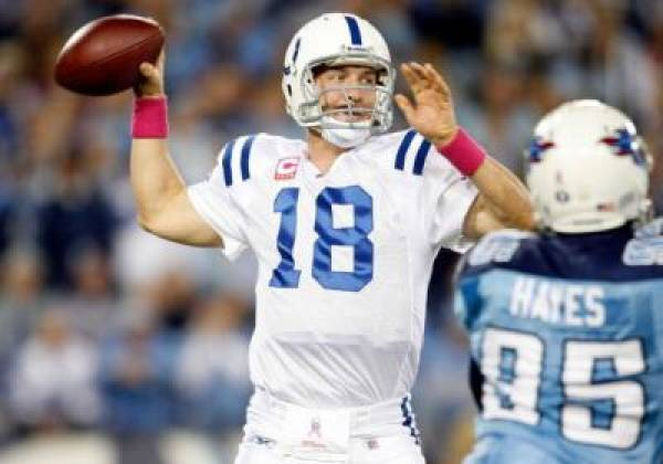 Colts Titans Spread
