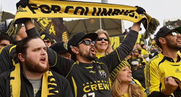 Where Can I Bet MLS Games Online From Columbus