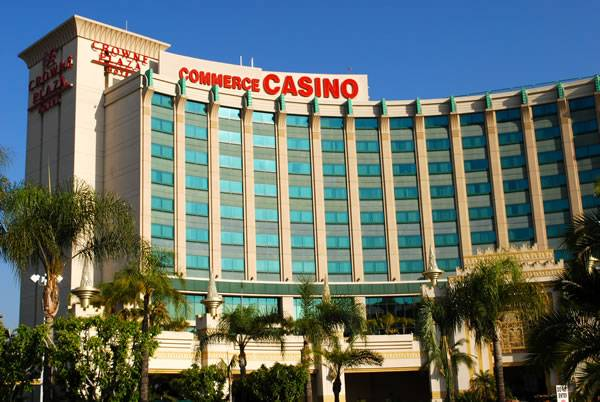 Does The Commerce Casino Have an Online Poker Site?