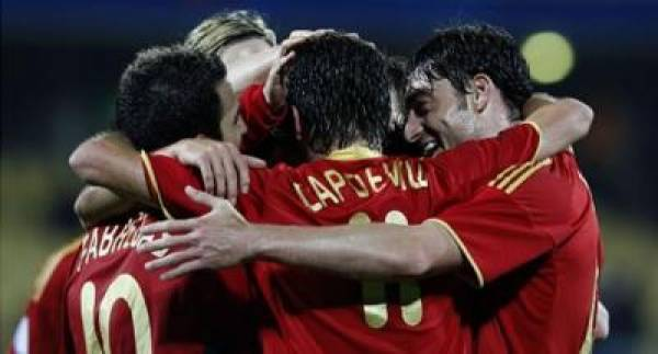 Spain v. South Africa Confederations Cup Betting Odds