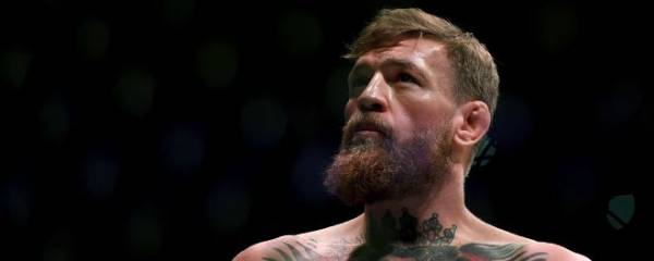 Conor McGregor Arrested in Miami for Strong Arm Robbery