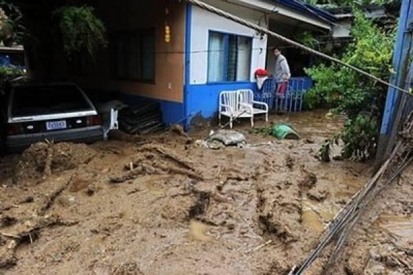 Costa Rica Mudslides
