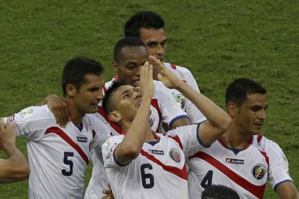 Italy vs. Costa Rica World Cup Betting Odds: Ticos Pay $600