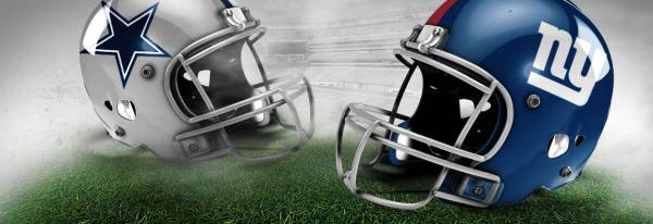 NFL Betting – Dallas Cowboys at New York Giants MNF