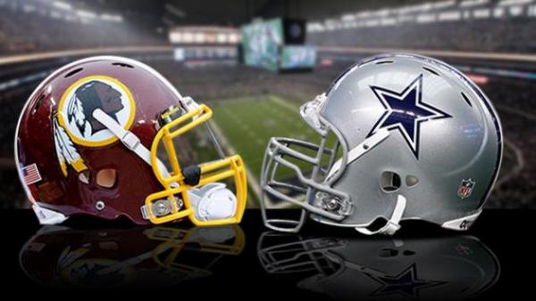 Hot Betting Trends: Cowboys vs. Redskins Week 2