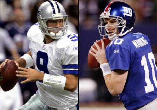 Cowboys vs  Giants Betting Line – 2012 Week 1 NFL