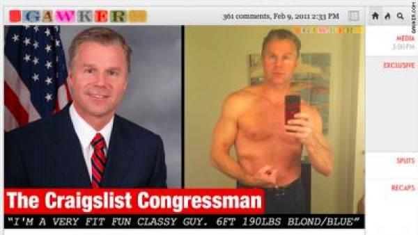 Craigslist Congressman