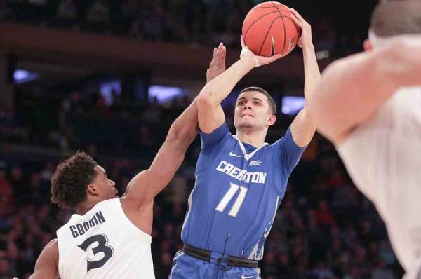 Ohio Bobcats vs. Creighton Blue Jays Betting Trends - NCAA Tournament 2nd Round