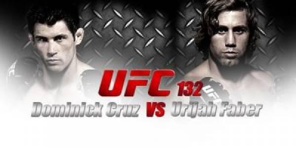 Cruz vs. Faber UFC 132 Betting Odds