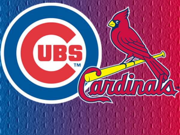 Image result for cubs v cards