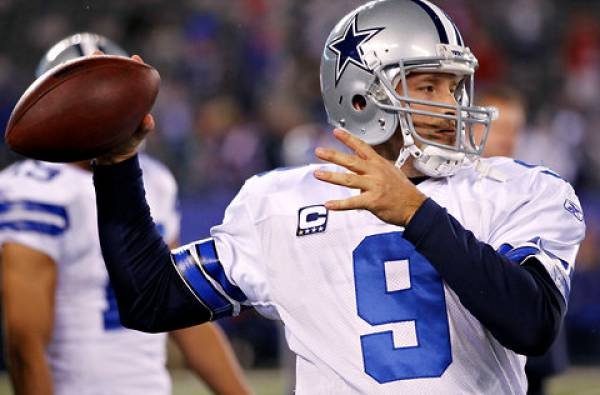 49ers vs  Cowboys Betting Line - Dallas 1-7 Straight Up as