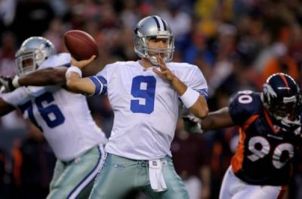 Dallas Cowboys vs. Denver Broncos Odds