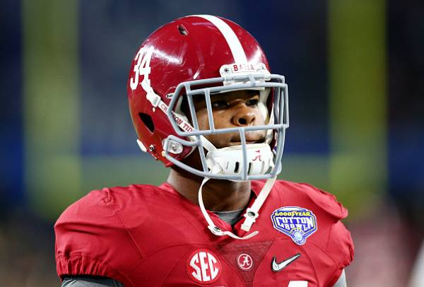 Alabama vs. Georgia College Football Championship - Player to Score First Odds