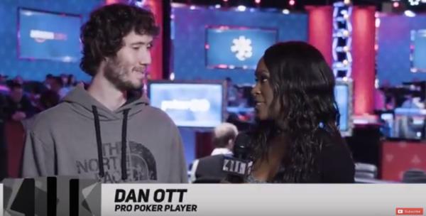 Dan Ott Talks 2017 WSOP Main Event