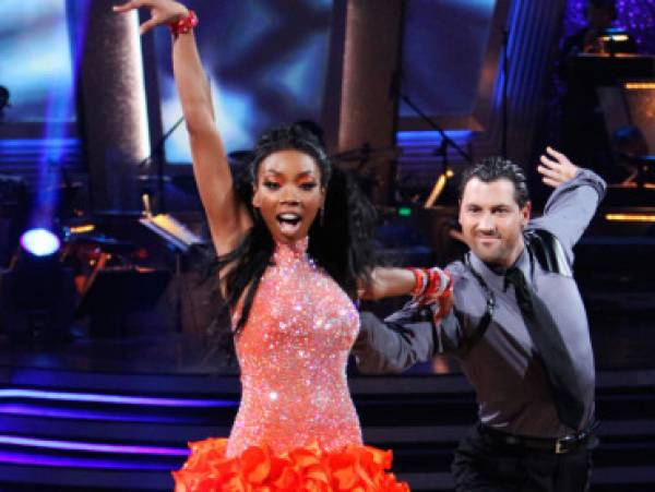 Dancing With The Stars Brandy Norwood