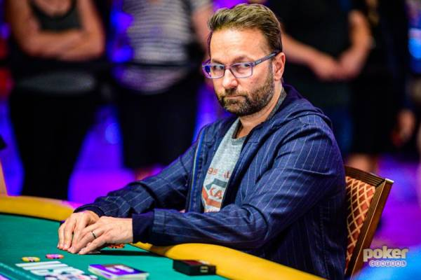 Daniel Negreanu Loses His WSOP Poker Player of the Year Title