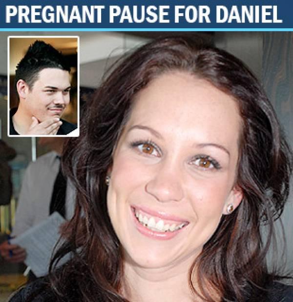 Daniel Tzvetkoff Pregnant Fiancee