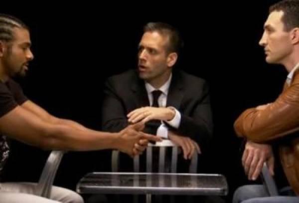David Haye v Wladimir Klitschko Fight Odds