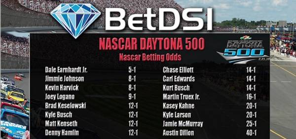 Daytona 500 Betting Picks - 2016