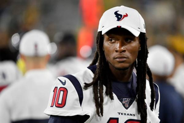 DeAndre Hopkins Prop Bets 2019 - Touchdowns, Receptions, More
