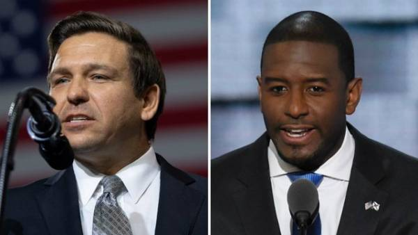 Where Can I Bet on the Florida Governor Race - Gillum vs. DeSantis - Odds to Win
