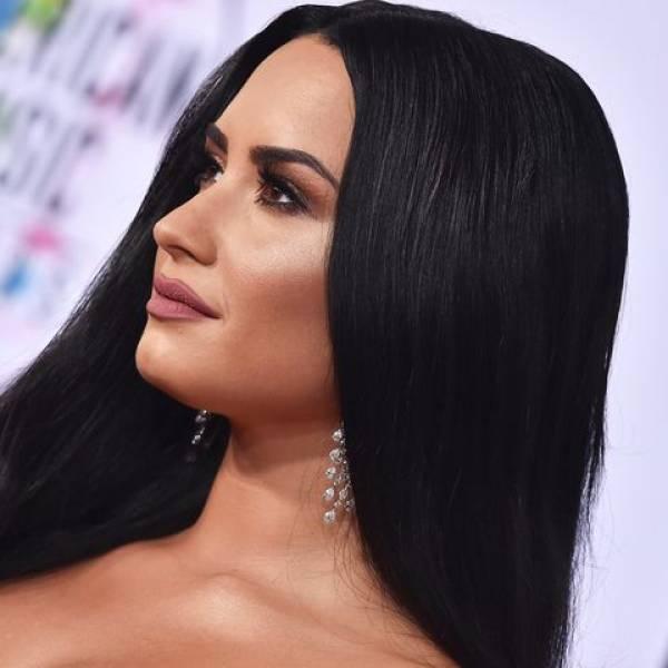 Color of Demi Lovato Hair 2020 Super Bowl National Anthem Prop Bet