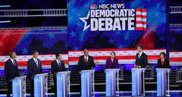 Where Can I Bet the Second Democratic Debate Online?