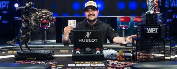 WPT Champ Dennis Blieden Sentenced to Six and a Half Years in Prison for $22million Embezzlement