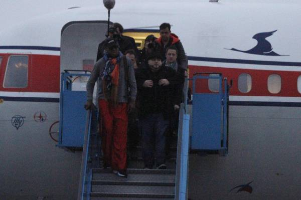 Smooth Landing: Dennis Rodman Back in North Korea After Purging, Execution