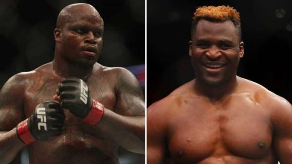 Derrick Lewis vs. Francis Ngannou Fight Odds - UFC 226