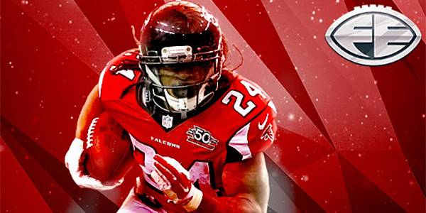 Devonta Freeman Touchdown Betting Props for 2017 Super Bowl