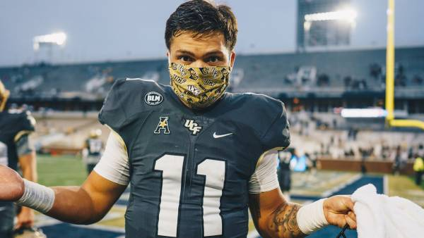 Find Player, Team Prop Bets on the UCF vs. Louisville Game Week 3