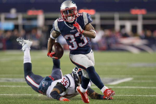 Dion Lewis Odds to Win Super Bowl 52 MVP