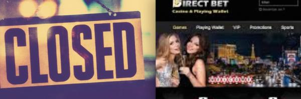 Bitcoin Gamblers Stung by Directbet.eu Abrupt Shutdown