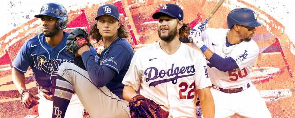 Rays-Dodgers World Series Price, Game One Opening Line