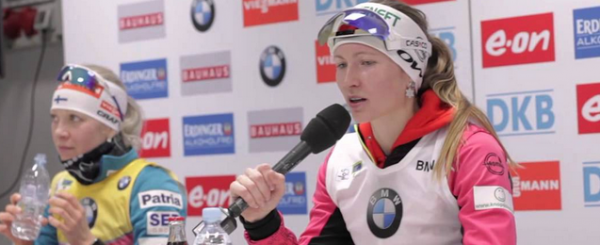 Olympics Biathlon Womens 15km Indivdual Head to Heads Odds  - Domracheva v Makarainen