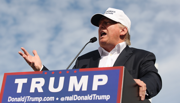 Donald Trump Looks to Las Vegas Heavyweights for Reelection Funds