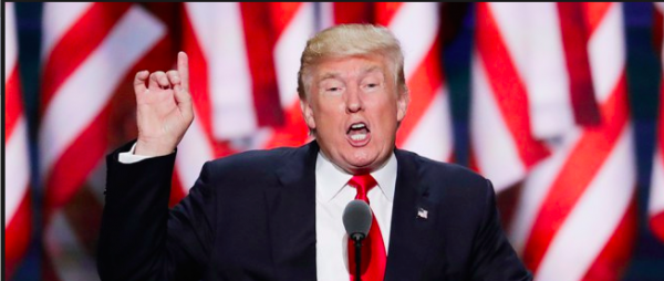 91 Percent of Last Minute Bets on Donald Trump: Odds Shorten by a Point