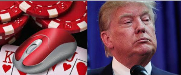 New Jersey Asks Trump Not to Ban Internet Gambling