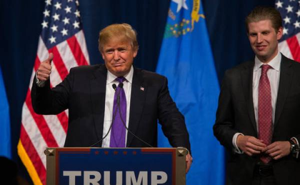 William Hill has Donald Trump at Just 3-1 Odds in Massachusetts Primary