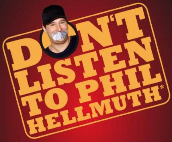 Don't Listen To Phil Hellmuth Book