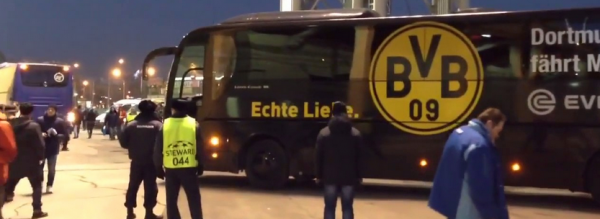 Bookie Bombs With Emoji Tweet Promo Following Dortmund Bus Attack