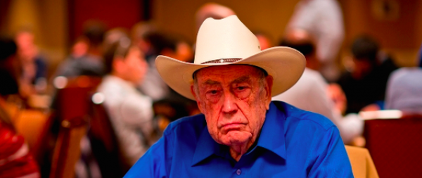 Doyle Brunson Tells Poker Player Kevin Iacofano 'Keep Going ….Out the Door'