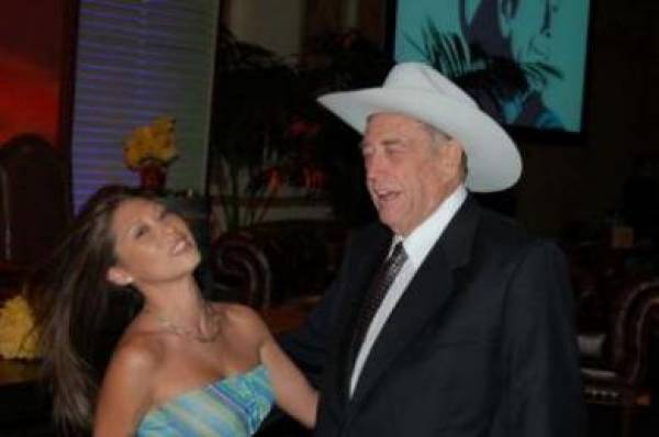 Doyle Brunson Porn:  Demand is High in Central, South America