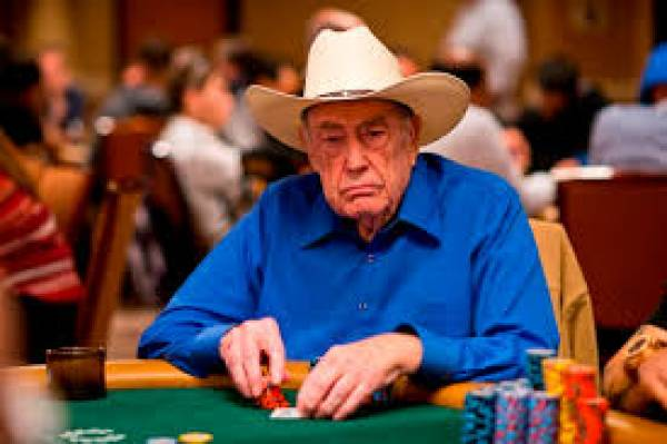 Doyle Brunson Said to be Doing Some 'Serious Back Peddling' in POTUS Bashing