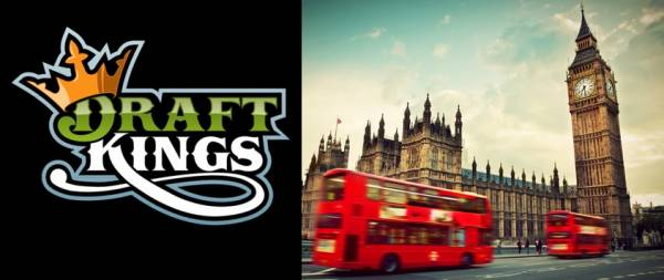 DraftKings Obtains UK Gaming License: Appoints Former Bwin.Party Exec as CIO