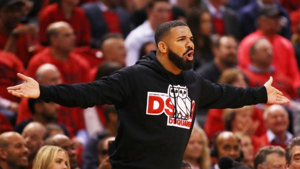 Where Can I Bet on Drake Being Thrown Out By Security Game 6?