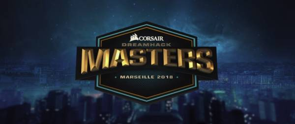 Bet the Dreamhack Marseille Winner - 2018