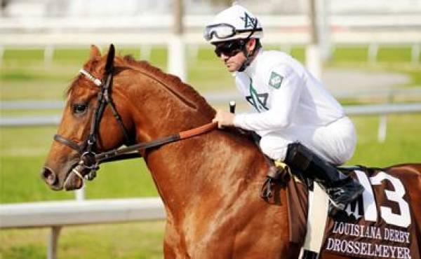 Drosselmeyer Wins Belmont Stakes